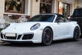 Chi tiết Porsche 911 Targa 4 GTS độc nhất Việt Nam