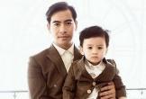 Giữa tin đồn ly hôn Ngọc Lan, Thanh Bình nhắn con trai: 'Hãy mạnh mẽ'