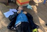 Phát hiện người đàn ông chết bất thường trên vỉa hè