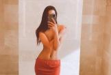 Phạm Hương đăng ảnh bán nude