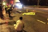Nam sinh viên bị xe container tông tử vong
