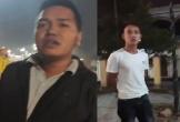 Quay CSGT vô cớ dừng xe, nam thanh niên bị hai người đàn ông lạ mặt bắt xóa clip