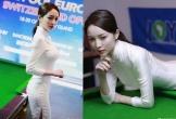 Nữ trọng tài bida thân hình gợi cảm gây sốt mạng xã hội
