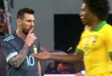 Messi ra hiệu