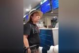 Vụ nữ đại úy đại náo sân bay: Công an Hà Nội chính thức yêu cầu bà Lê Thị Hiền xuất ngũ