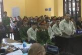 Phiên xét xử trùm ma túy xứ Lạng Triệu Ký Voòng được thắt chặt an ninh