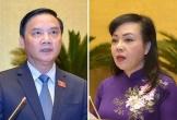 Chính thức chốt tuổi nghỉ hưu, miễn nhiệm Bộ trưởng Y tế và Chủ nhiệm Ủy ban pháp luật