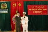 Công an tỉnh Hà Tĩnh bổ nhiệm, điều động nhiều nhân sự