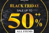 Black Friday 2019 – Cơn lốc ưu đãi tới 50% tại Valentino Rudy Vinh