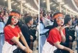 Lộ diện cô gái xinh đẹp được Quang Hải gửi tặng vé trận Việt Nam - Thái Lan