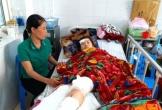 Chủ tịch xã đâm học sinh bị thương nặng rồi bỏ chạy khỏi hiện trường