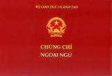 Bộ GD-ĐT chính thức bãi bỏ quy định về chứng chỉ ngoại ngữ