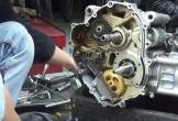 Mánh khóe của thợ bất lương phá xe, ép giá sửa chữa, chủ xe máy không thể bỏ qua
