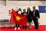 Học sinh Việt Nam xuất sắc giành Huy chương Vàng tại cuộc thi phát minh sáng chế quốc tế