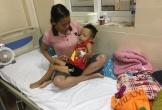 Bước đường cùng của người mẹ bị bệnh tim có con mắc ung thư