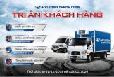 Xưởng dịch vụ Hyundai Truck & Bus Dũng Lạc tri ân khách hàng dịp cuối năm