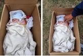 Bé gái sơ sinh bị bỏ rơi bên vệ đường cùng tờ giấy nhắn nhủ bất ngờ