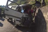 Thông tin 'sốc' về ô tô chở đoàn từ thiện tông vách núi khiến 7 người thương vong