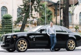 """Điều ít biết về thú chơi xe """"toàn hàng khủng"""" của vị đại gia tặng Mercedes Benz cho thủ môn Bùi Tiến Dũng"""