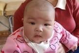 Tìm người thân của bé gái 4 tháng tuổi xinh xắn bị bỏ rơi