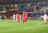 Đức Chinh phát hiện ra hành động thiếu fair-play của U22 Singapore