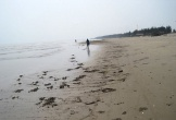 Phát hiện thi thể người đàn ông trôi dạt bờ biển trong thời tiết rét lạnh