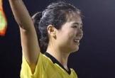 Nhan sắc nữ trọng tài xinh như nữ thần gây sốt SEA Games 2019