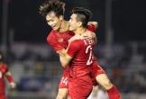 U22 Việt Nam đè bẹp Campuchia, mang 4 bàn thắng tiến vào chung kết