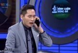 BTV Quốc Khánh xin lỗi thủ môn Bùi Tiến Dũng
