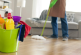 6 bước dọn nhà sạch bong không tốn nhiều sức