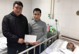 Hà Tĩnh: Em Trần Công Trịnh đã qua nguy kịch