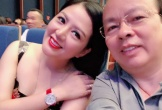 Đinh Hiền Anh và chồng Thứ trưởng tận hưởng Valentine lãng mạn