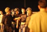 Soi súng bắn tỉa của CSĐN Hà Tĩnh bao vây các đối tượng buôn ma túy