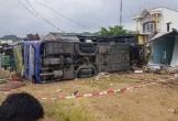Clip: Cận cảnh ngôi nhà bị cài mìn kích nổ khiến 3 người chịu sức ép ngất đi