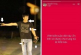 Kẻ buôn ma túy ở Hà Tĩnh viết status, hút hết điếu thuốc trước khi buông súng đầu hàng