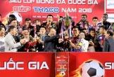 Hà Nội FC giành Siêu cúp Quốc gia: