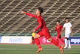Highlights: U22 Việt Nam 2-1 U22 Philippines
