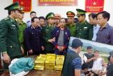 3 ngày phá 2 đại án, thu giữ hơn 300 kg ma túy