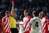 Ramos gia tăng kỷ lục thẻ đỏ ở La Liga