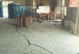 Quảng Ngãi: Nổ khí ga, 3 công nhân bị thương