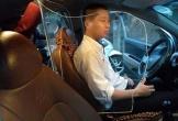 Lái xe taxi lắp khoang chắn bảo vệ sau vụ lái xe taxi Linh Anh bị giết