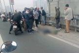 Xe buýt tông người đàn ông tử vong trên cầu Nhật Tân