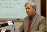 Trưởng ngành Thống kê: Chuyên gia kinh tế Việt