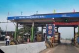 Sáng nay đã tạm dừng thu phí trạm Cầu Rác Hà Tĩnh