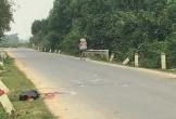 Hà Tĩnh: Tông trúng trâu trên quốc lộ, nam thanh niên tử vong tại chỗ