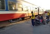 Tàu khách trật bánh ở Đồng Nai do ray gãy
