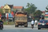Hương Khê, Hà Tĩnh: Xe tải