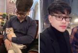 Đăng ảnh hỏi thông tin boss mèo nhưng ngoại hình điển trai của