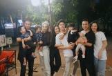 Gia đình Big Daddy - Emily, Justatee và Trang Lou hội ngộ thân thiết