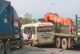 Tai nạn liên hoàn trên Đại lộ Thăng Long, 3 người thương vong